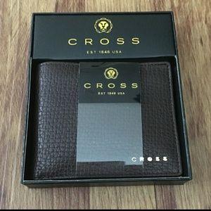 CROSS Bi-Fold Men's Wallet